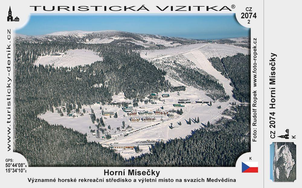 Horní Mísečky