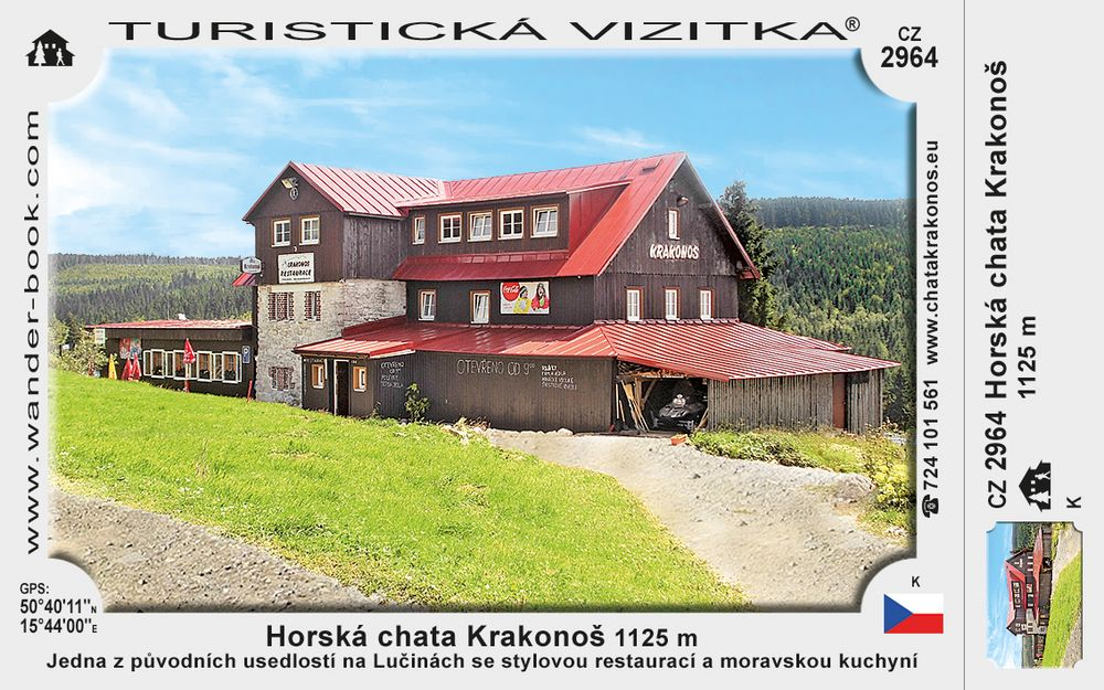 Horská chata Krakonoš
