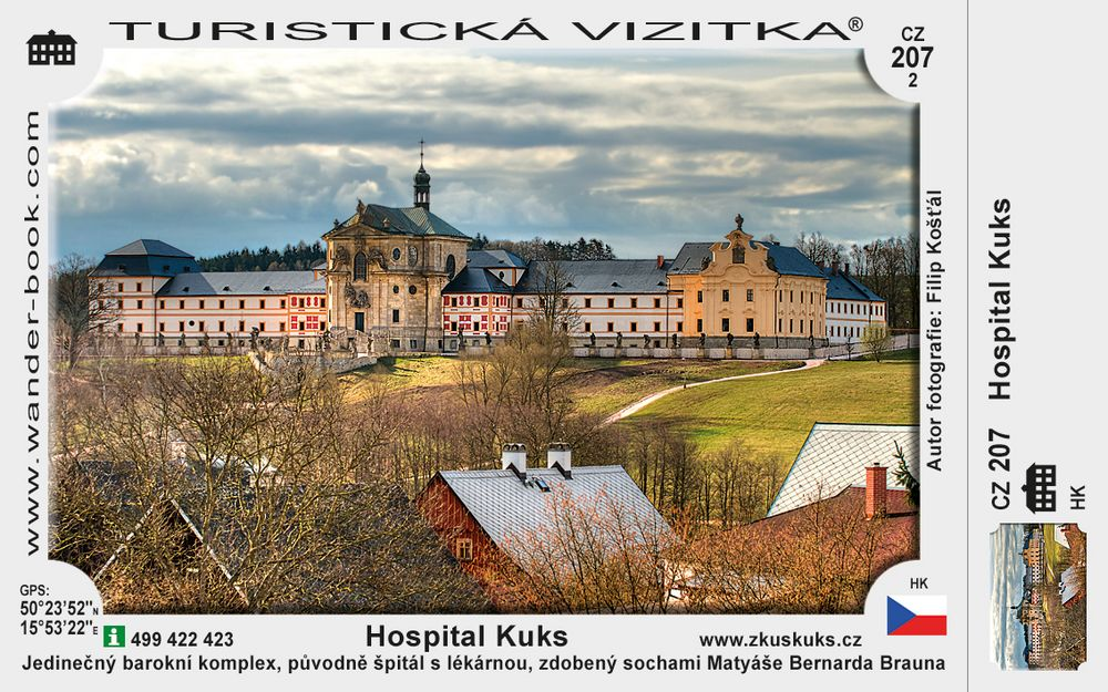 Hospital Kuks