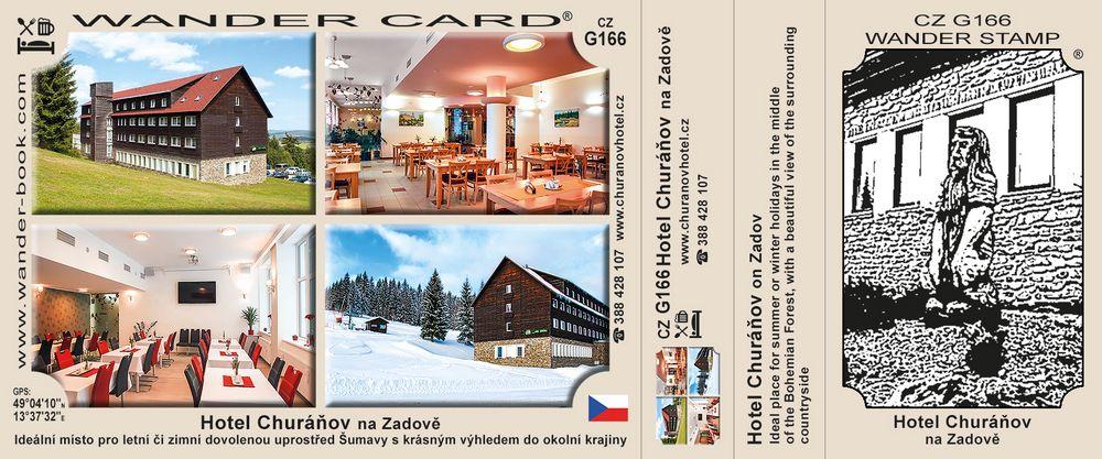 Hotel Churáňov na Zadově