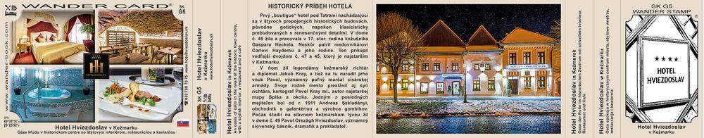 Hotel Hviezdoslav v Kežmarku