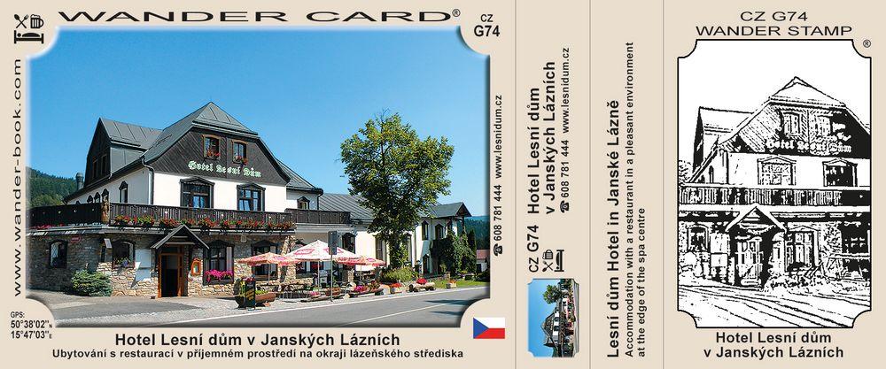 Hotel Lesní dům v Janských Lázních