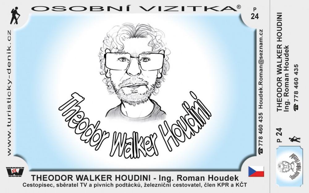 Houdek Roman - Th. Walker Houdini