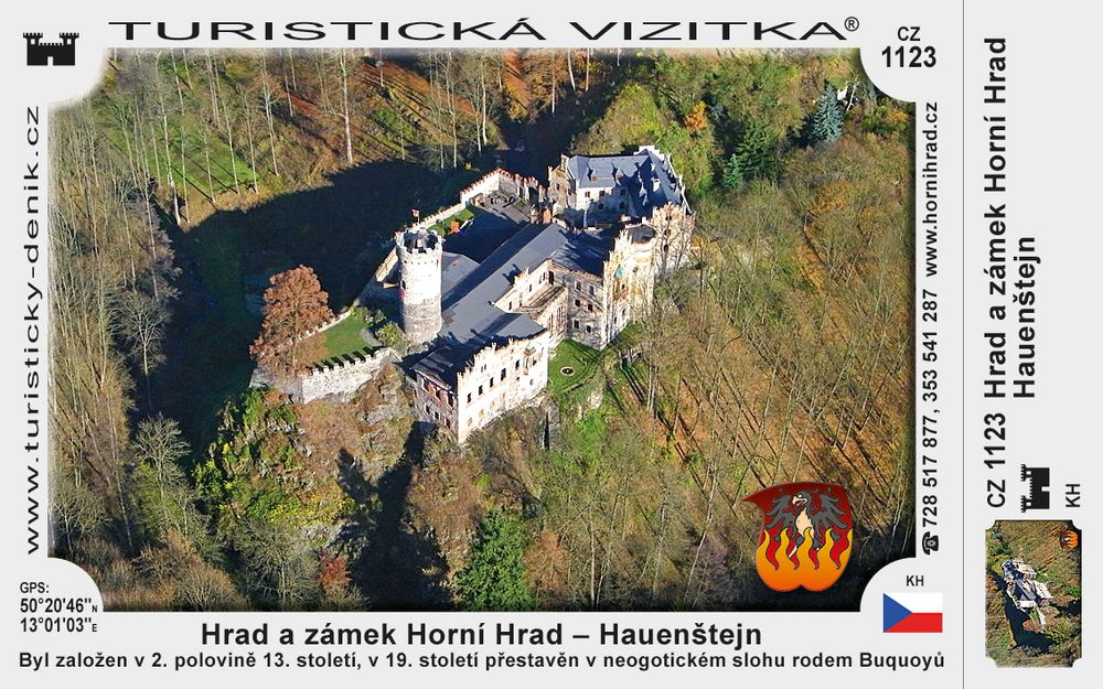 Hrad a zámek Horní Hrad