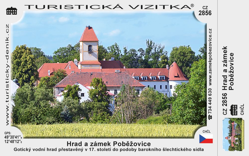 Hrad a zámek Poběžovice