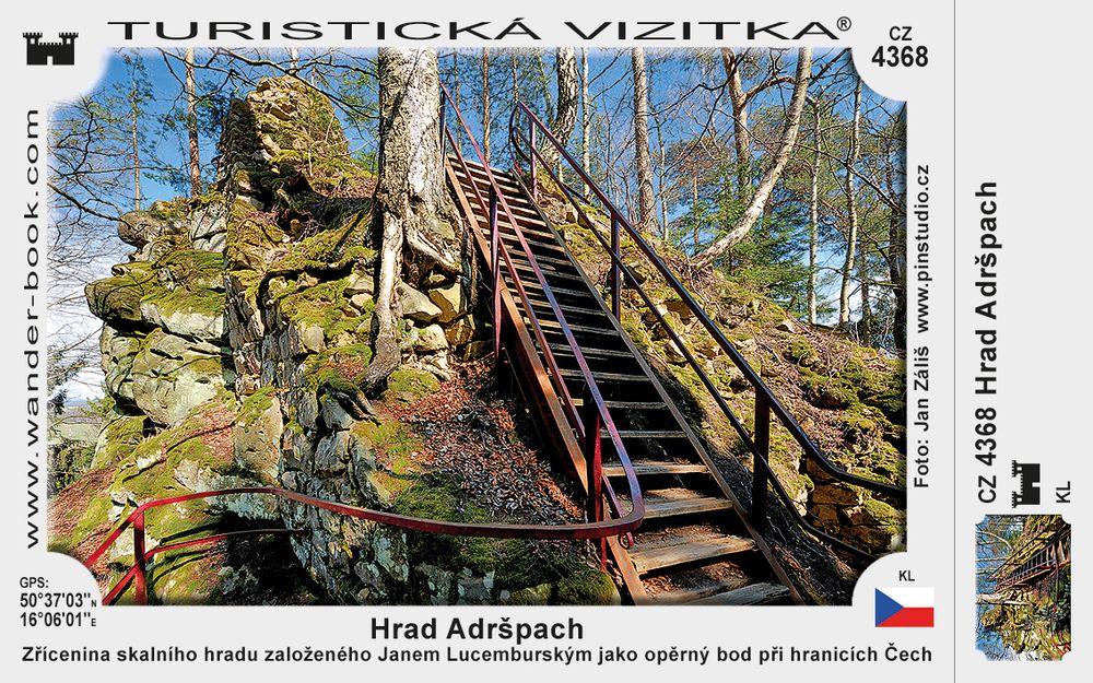 Hrad Adršpach