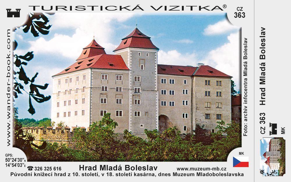 Hrad Mladá Boleslav