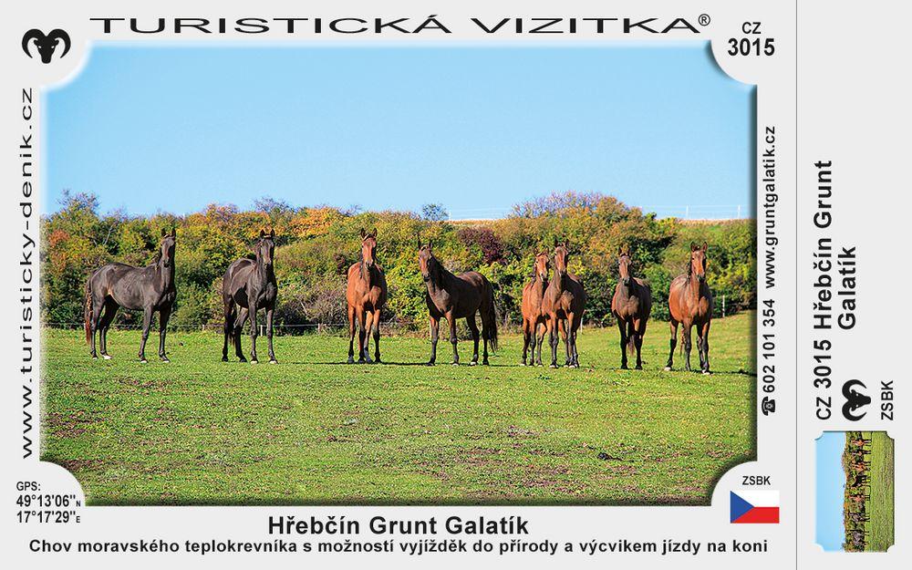 Hřebčín Grunt Galatík