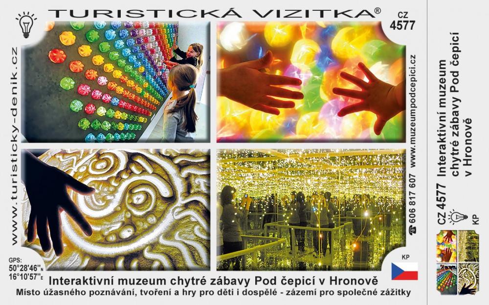 Hronov muzeum Pod čepicí