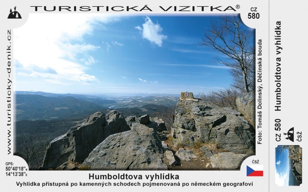 Humboldtova vyhlídka