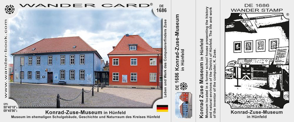 Konrad-Zuse-Museum in Hünfeld