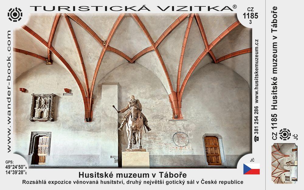 Husitské muzeum v Táboře
