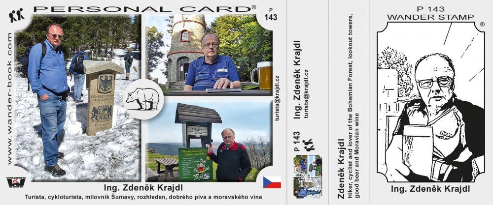 Ing. Zdeněk Krajdl