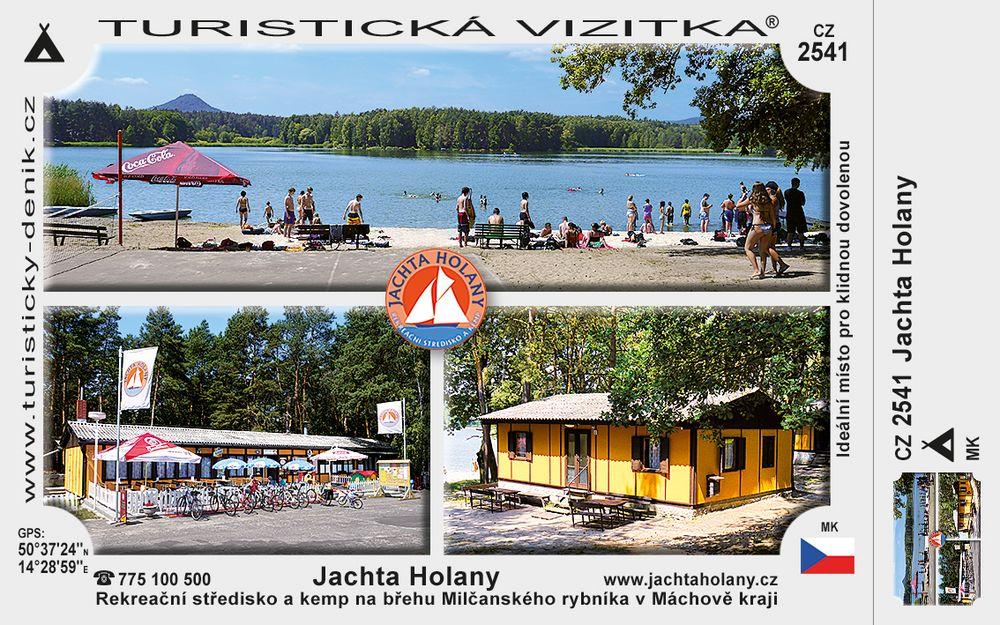 Jachta Holany