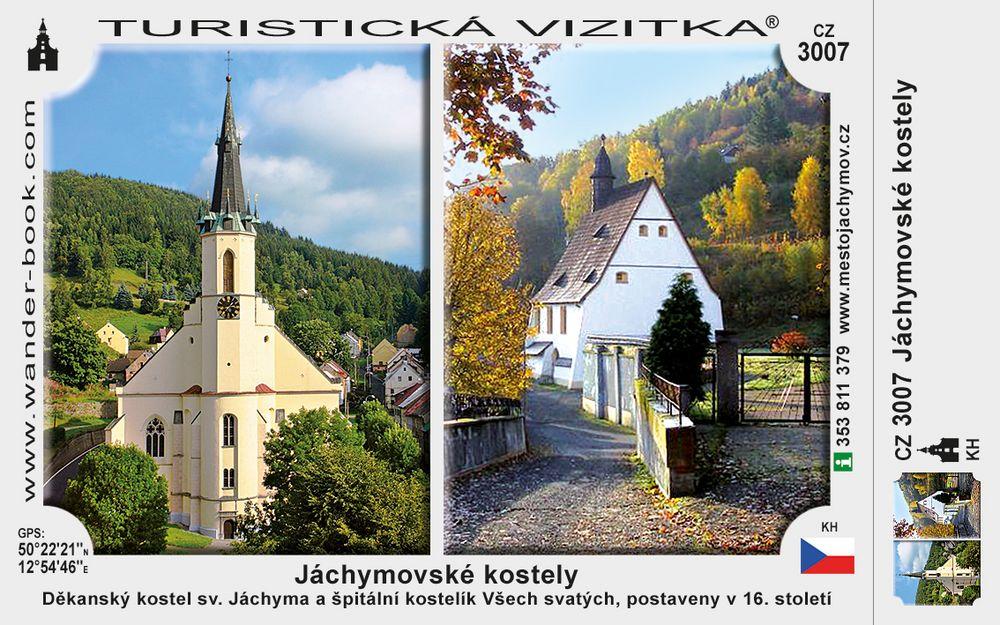 Jáchymovské kostely