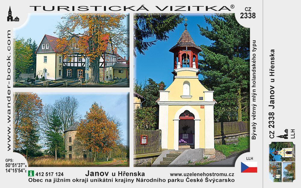 Janov u Hřenska