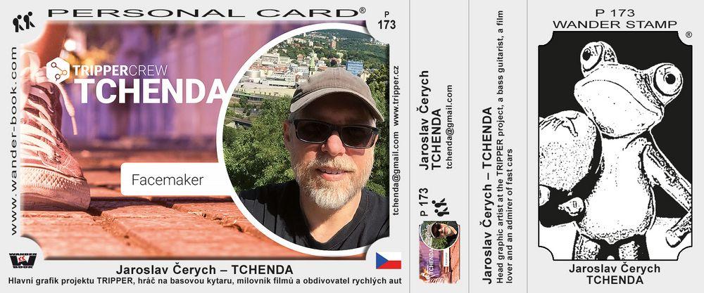 Jaroslav Čerych – TCHENDA