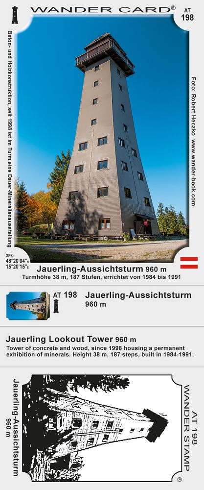 Jauerling-Aussichtsturm