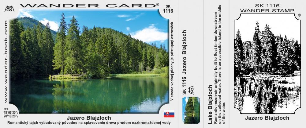 Jazero Blajzloch