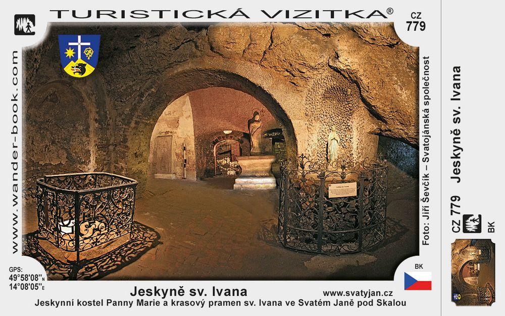 Jeskyně sv. Ivana