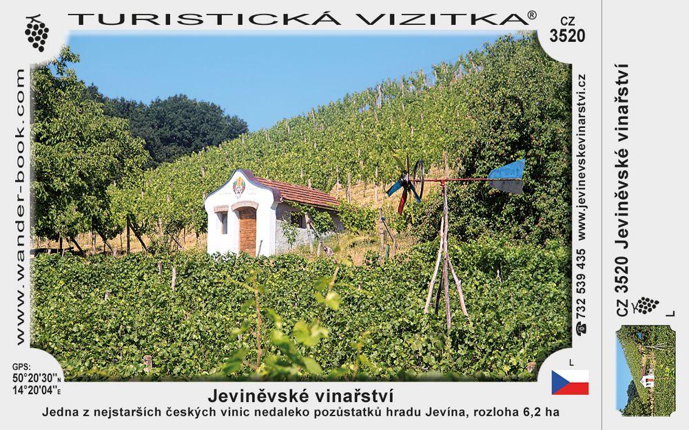 Jeviněvské vinařství