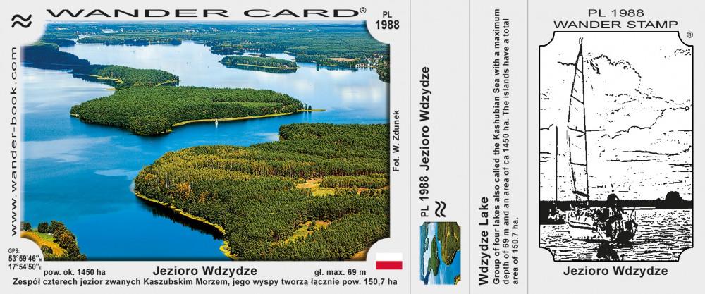 Jezioro Wdzydze