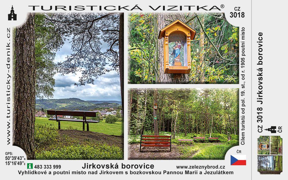 Jirkovská borovice