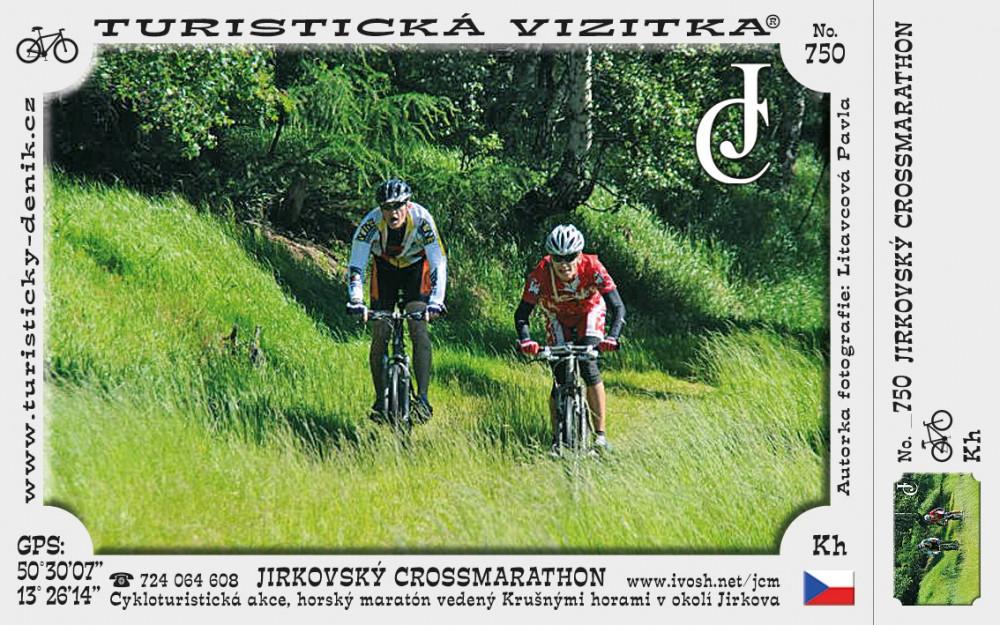 Jirkovský Crossmarathon