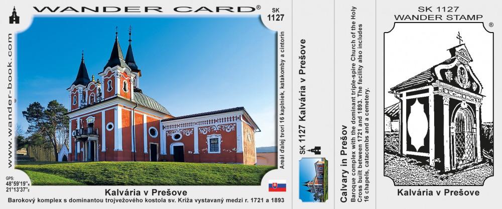 Kalvária v Prešove