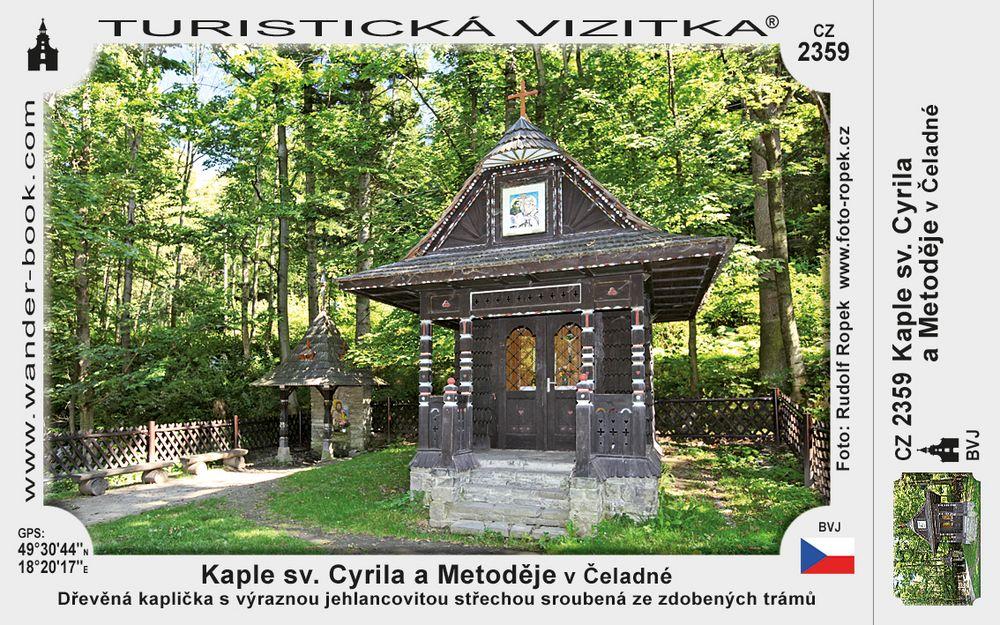 Kaple sv. Cyrila a Met. u pramene Cyrilky