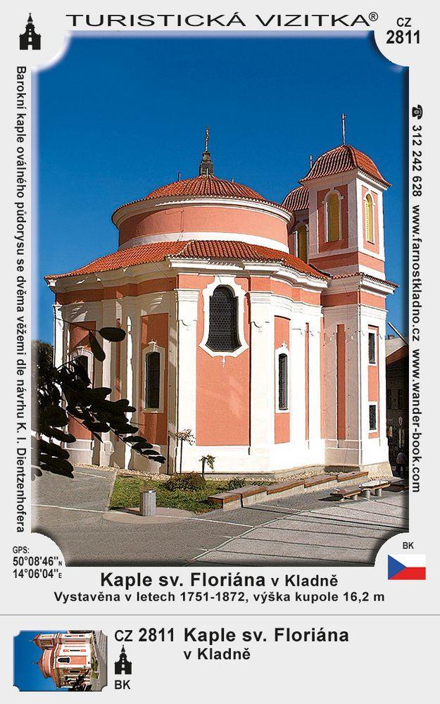Kaple sv. Floriána v Kladně