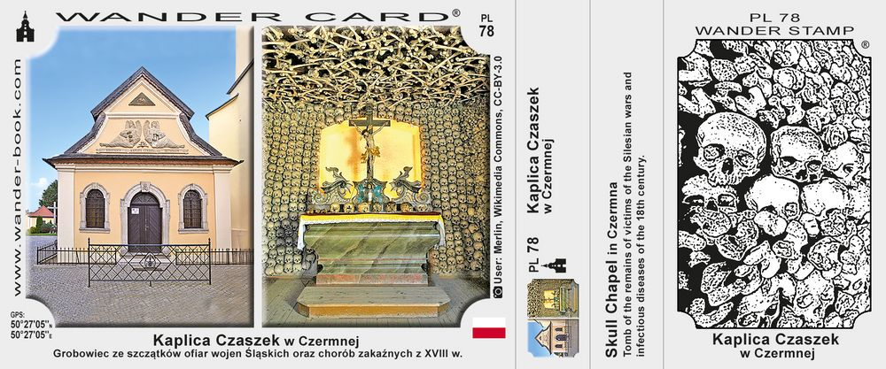 Kaplica Czaszek w Czermnej
