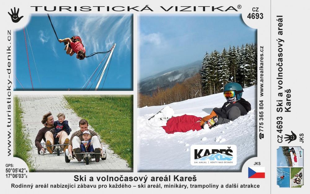 Ski a volnočasový areál Kareš