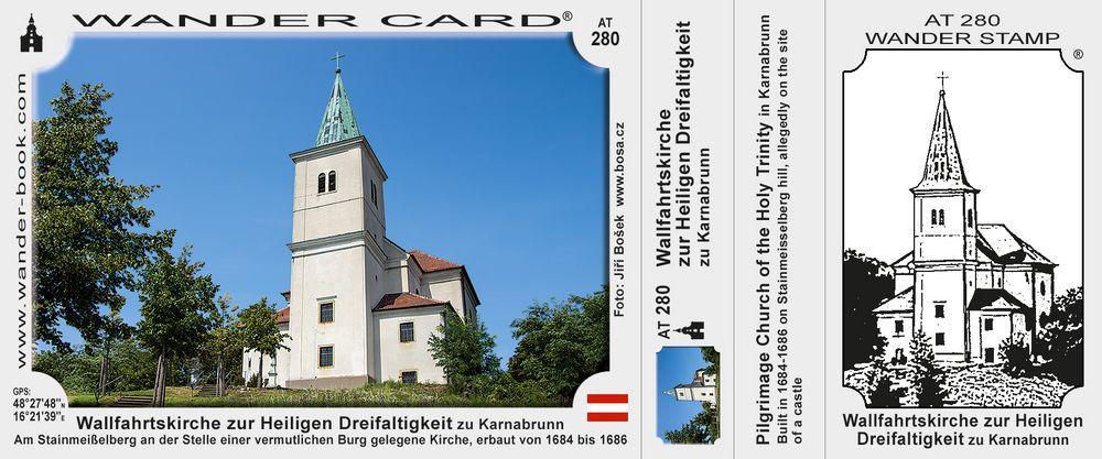 Wallfahrtskirche zur Heiligen Dreifaltigkeit zu Karnabrunn