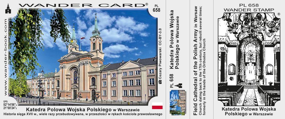 Katedra Wojska Polskiego w Warszawie