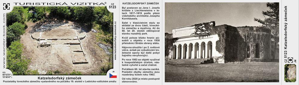 Katzelsdorfský zámeček