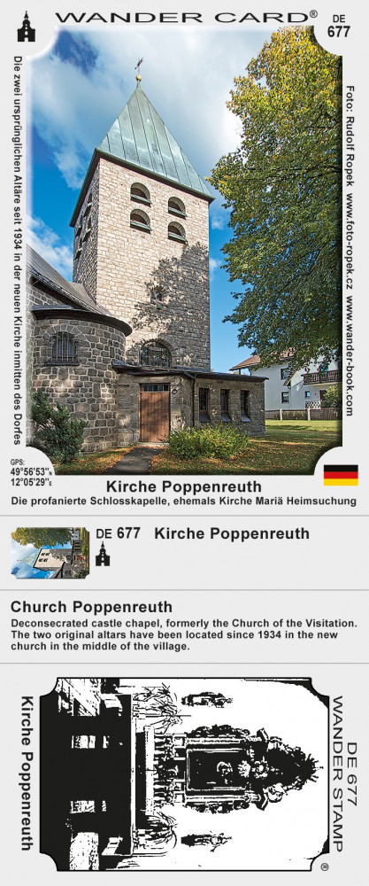 Kirche Poppenreuth