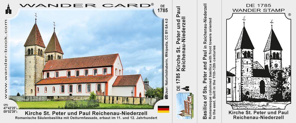 Kirche St. Peter und Paul Reichenau-Niederzell