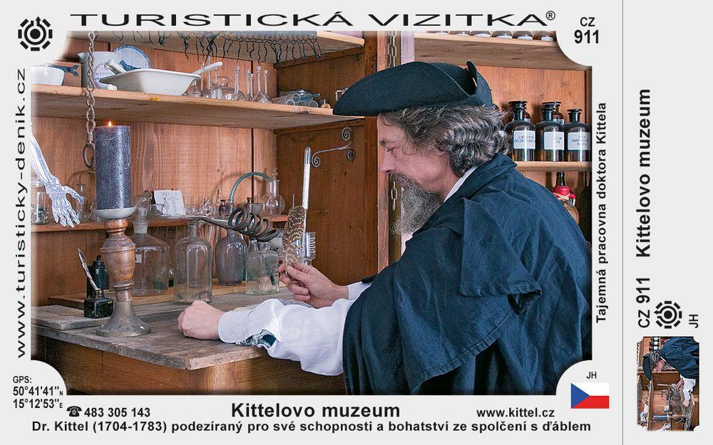 Kittelovo muzeum v Pěnčíně