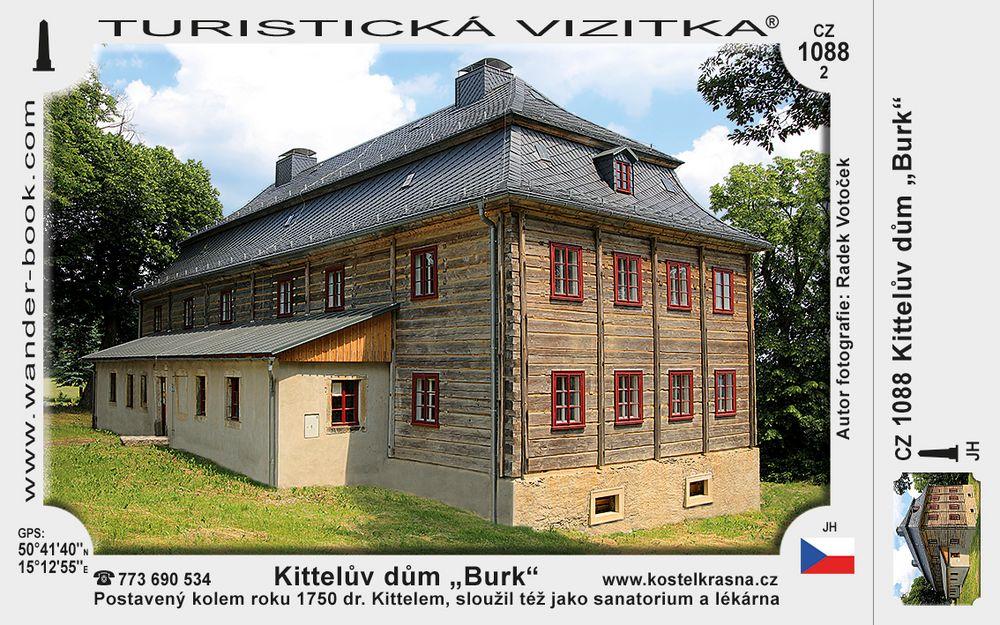"""Kittelův dům """"Burk"""""""