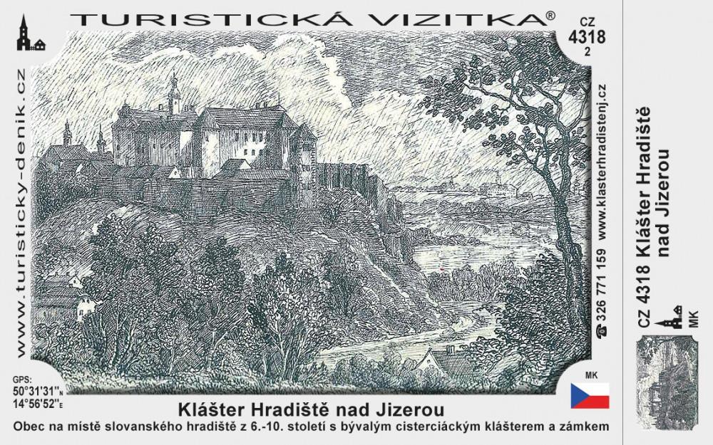 Klášter Hradiště nad Jizerou