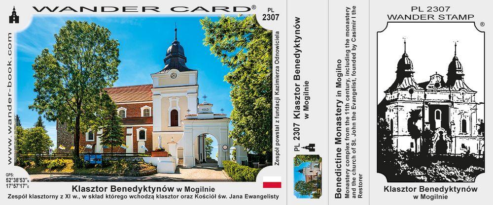 Klasztor Benedyktynów w Mogilnie