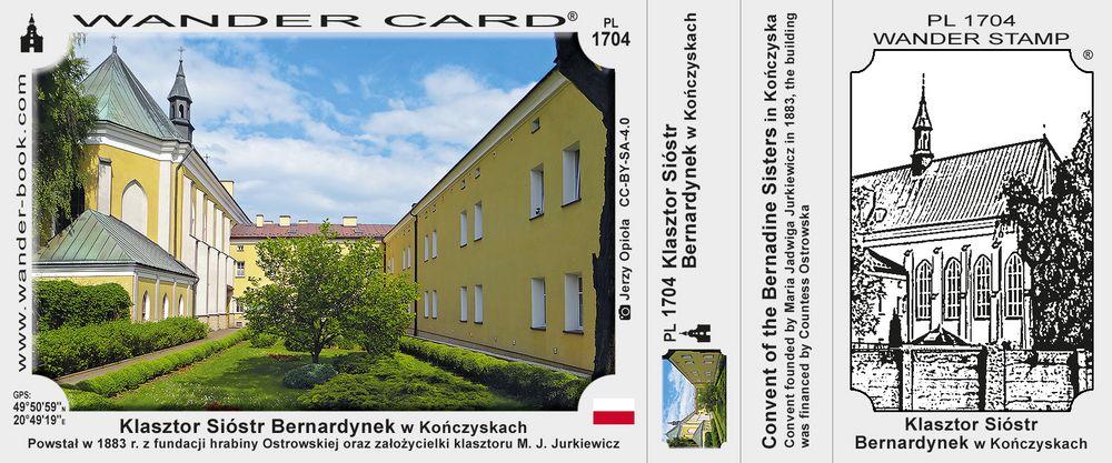 Klasztor Bernardynek w Kończyskach