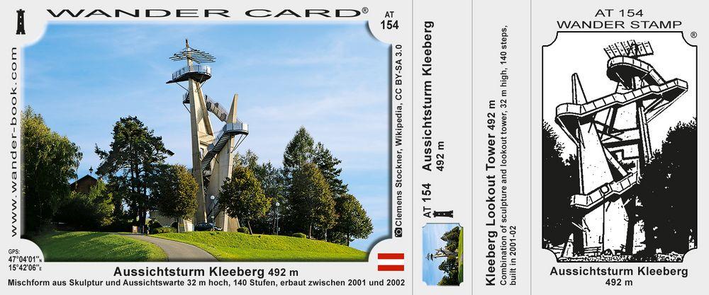 Aussichtsturm Kleeberg