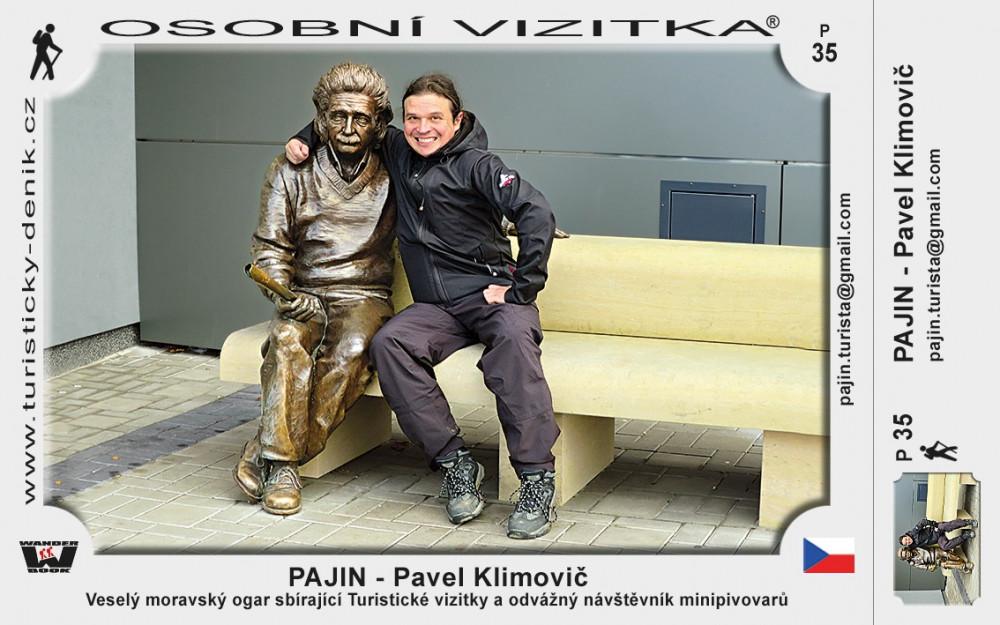 Pajin - Pavel Klimovič