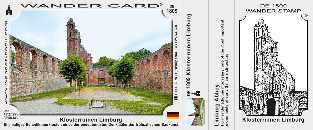 Klosterruinen Limburg
