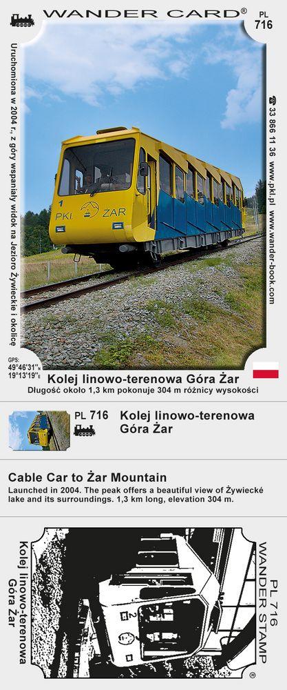 Kolej linowo-terenowa Góra Żar