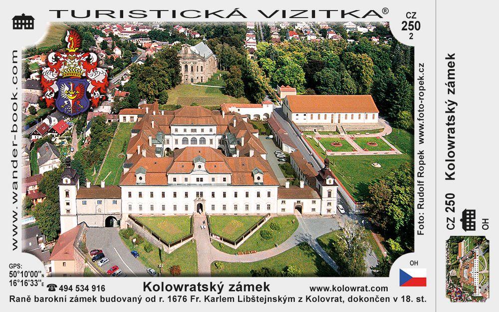 Kolowratský zámek
