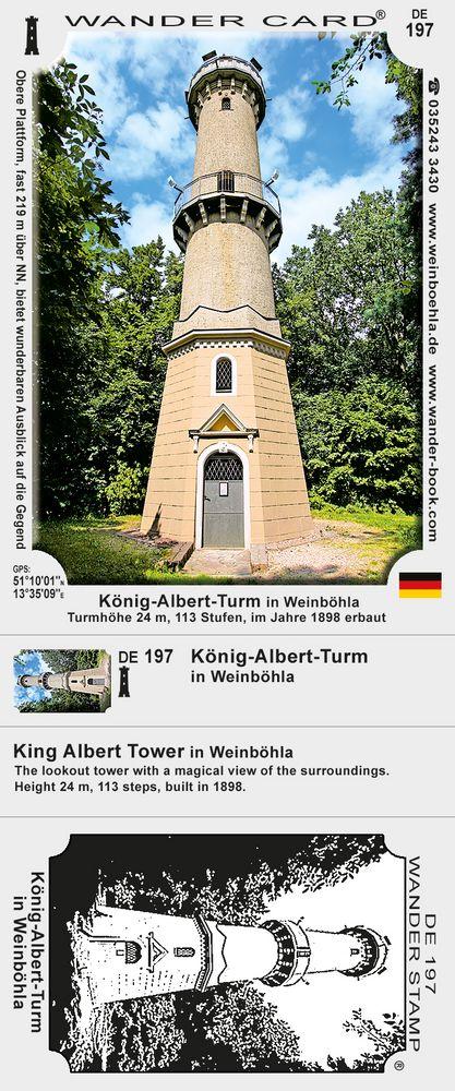König-Albert-Turm in Weinböhla