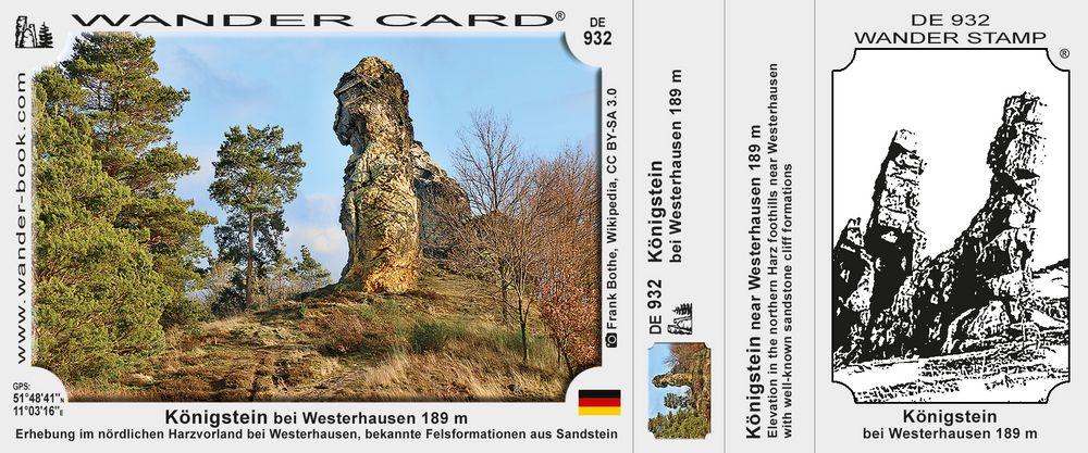 Königstein bei Westerhausen